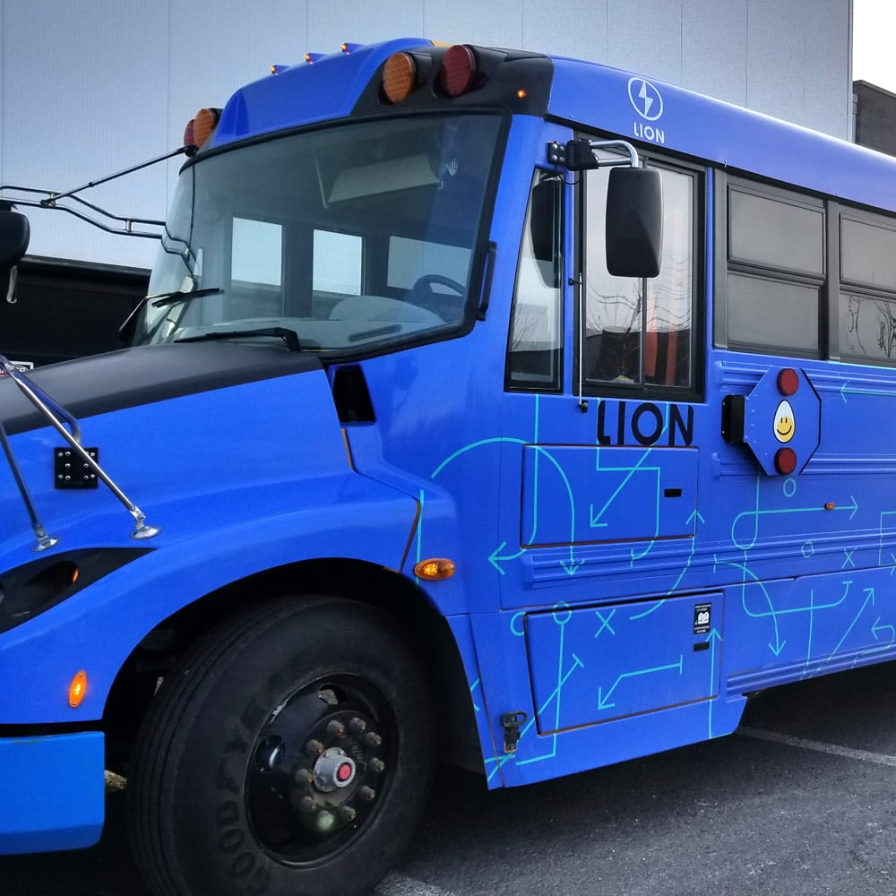 Autobus Fondation LDT